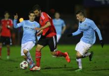 Kan Bayern München slå stærke manchester City i Youth League
