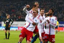 Hamburger SV på vej mod 2. Bundesligaen