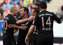 Sikrer Bayern sig mesterskabet i weekenden?