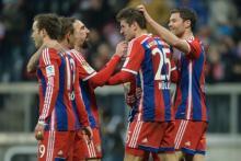 Bolden ruller igen i den tyske Bundesliga