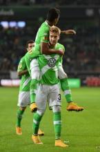 Ingen spilletid til Bendtner i Wolfsburg