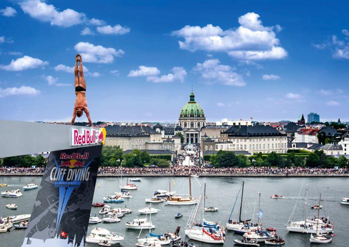 Udspring fra Operaen – Red Bull Cliff Diving er tilbage!