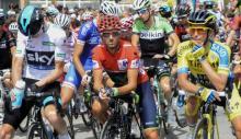 Årets første opgør mellem Froome og Contador