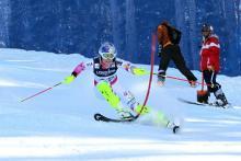Maze kan skrive historie ved VM i alpint